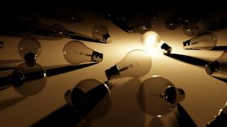 Ampoule Basse Consommation à La Place des Halogènes.