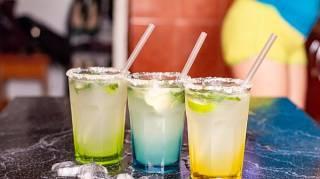 Une recette de cocktail sans alcool exotique.