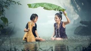 5 Idées Pour Occuper les Enfants Pendant les Jours de pluie.