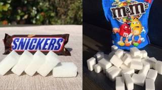 combien de morceaux de sucre dans les aliments