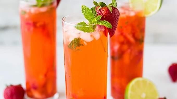 Un cocktail sans alcool facile et pas cher à faire à la maison.