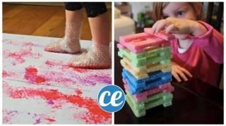 24 idees d activites simples a faire et pas cheres pour occuper les enfants