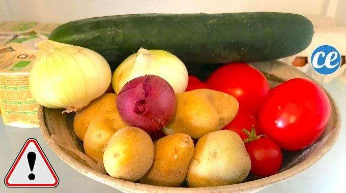 5 Erreurs à Éviter Pour Bien Conserver Vos Légumes.