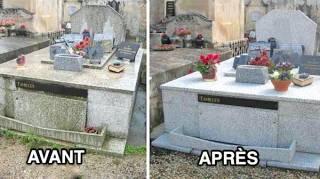 Comment Nettoyer Et Entretenir Une Tombe
