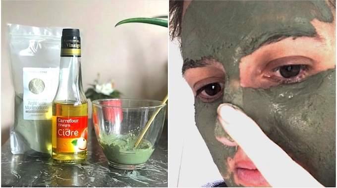 La Recette Express Du Masque Purifiant à l'Argile Pour Une Peau Éclatante.