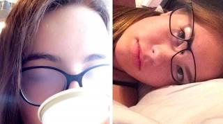 Voici 15 galères hilarantes que rencontrent les personnes qui portent des lunettes.