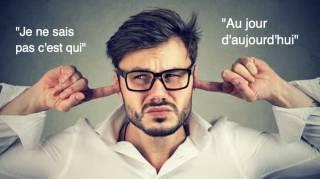 13 Fautes de Français les plus courantes