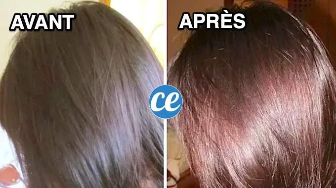 Comment Avoir Les Cheveux Brillants Comme Chez Le Coiffeur ?