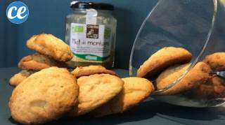 Petits biscuits fondants au miel
