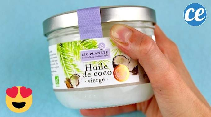 101 Nouvelles Utilisations De L'Huile De Coco.