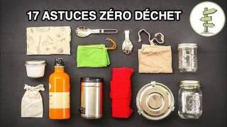 17 Astuces Ultra Simples Pour Se Mettre Au ZÉRO DÉCHETS