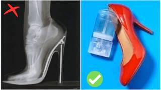 21 Super Astuces Pour Rendre Vos Chaussures Plus CONFORTABLES