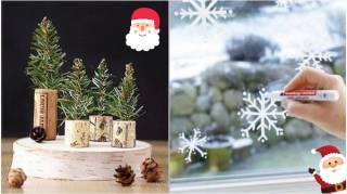 37 Décorations De Noël De Dernière Minute