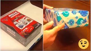 Comment Bien Emballer Un Cadeau De Noël Quand On Est Pressé