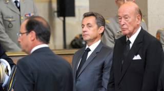 Très Chers Ex-Présidents : Sarkozy, Hollande et Giscard