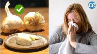 5 Remèdes Surpuissants à l'Ail Contre le Rhume