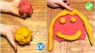 La Recette De La Pâte à Modeler Comestible : Facile & 100% Naturelle