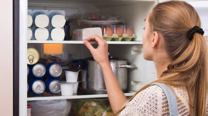Un Réfrigérateur bien Rangé pour Économiser.