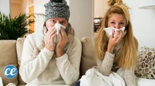 remede naturel soigner rhume