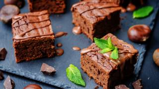 La Recette Pas Chère et Facile des Brownies au Chocolat.