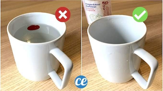 L'Astuce Magique Pour Enlever Une Étiquette Sur La Vaisselle SANS Effort.