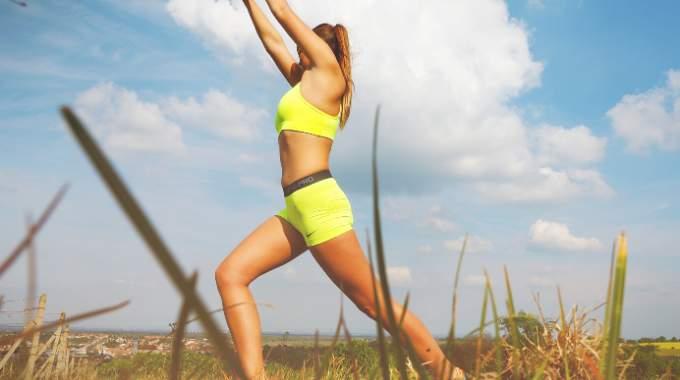 Musclez-vous les Abdominaux et les Cuisses avec l'«Accordéon».