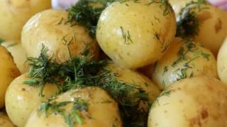 Une recette de pomme de terre facile et rapide.