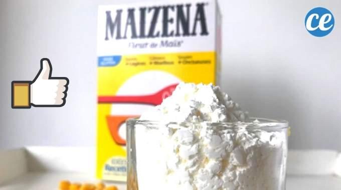 32 Utilisations de la Maïzena Qui Vont Vous Surprendre !