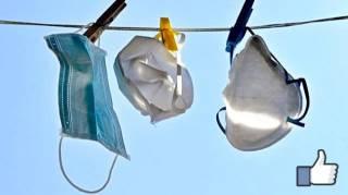 Coronavirus : Comment Bien Laver Son Masque Fait Maison