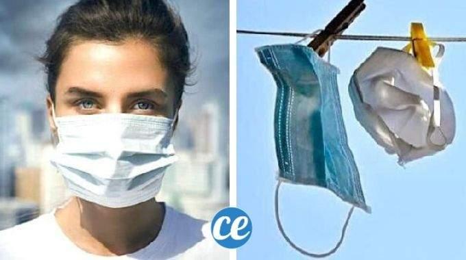 Coronavirus : Comment Faire Son Masque, le Nettoyer & les Erreurs à Éviter.