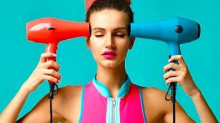 Comment Se Sécher Les Cheveux Au Sèche-Cheveux SANS Les Abîmer