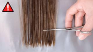 Erreur Que Tout le Monde Fait Quand On Se Coupe Les Cheveux