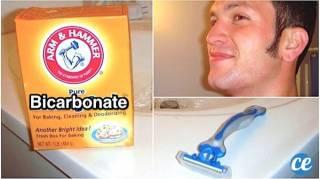 Le Bicarbonate : Un Soin Avant Rasage Maison Efficace & Économique