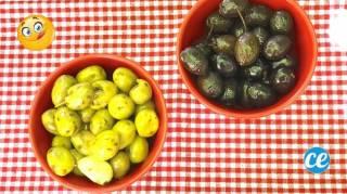 recette facile des olives maison