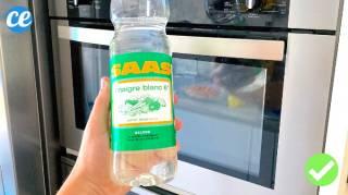 10 Astuces Vinaigre Blanc Pour Nettoyer Vos Appareils Ménagers SANS Effort