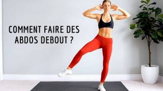 13 Exercices Faciles à Faire En Restant Debout