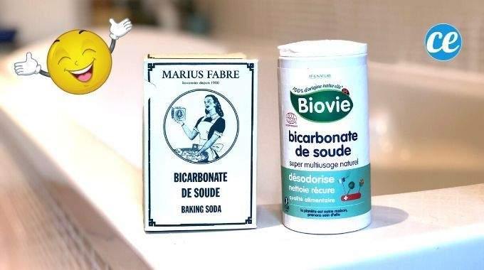 4 Bienfaits Incroyables du Bain au Bicarbonate.