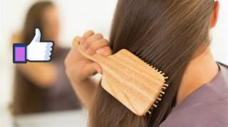 Cheveux faciles à démêler