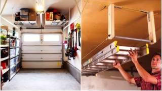 100 Astuces de Rangement Pour un Garage Toujours Bien Organisé