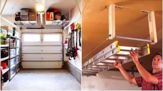 100 Astuces de Rangement Pour un Garage Toujours Bien Rangé