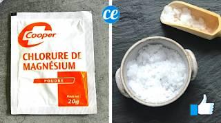 41 Utilisations Magiques du Chlorure de Magnésium