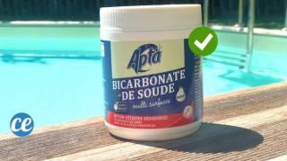 utilisation bicarbonate entretien piscine