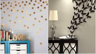 26 Idées de Décoration Murale à Faire Soi-Même (Faciles & Pas Cher)