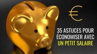 35 Astuces Faciles Pour Économiser de l'Argent Avec un PETIT SALAIRE