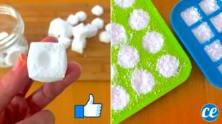 Faites Vos Propres Tablettes de Lave-Vaisselle Avec Seulement 3 Ingrédients