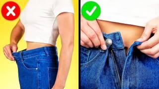 11 Astuces Indispensables Pour Tout Ceux Qui Portent des Jeans