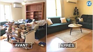 Désencombrer Sa Maison : 10 Astuces Simples Pour Y Arriver en 30 Jours