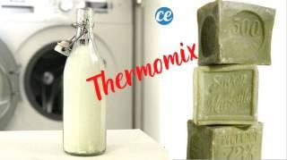 lessive au thermomix recette facile et rapide