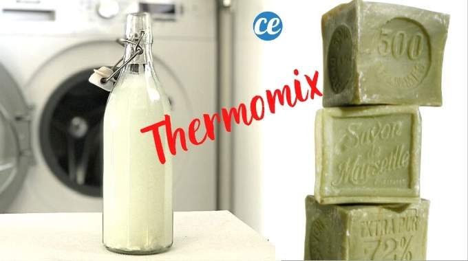 Lessive au Thermomix : La Recette Inratable Avec Seulement 2 Ingrédients !