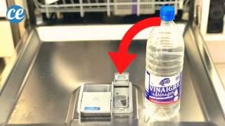 Stop Au Liquide de Rinçage  Utilisez du Vinaigre Blanc et Faites des économies